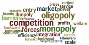 competition, monopoly, economic forces
